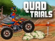 Quad Trials Game - New Games