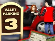 Valet Parking 3 Game - New Games
