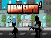 Urban Sniper 3 Game - New Games