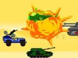 Desert Attack Game - New Games