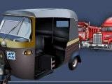 Rickshaw Jam Game - Parking Games
