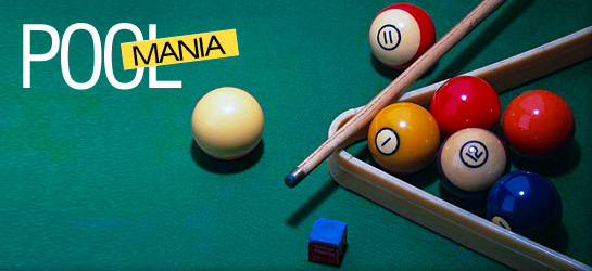 Pool Mania Game - Sports Games