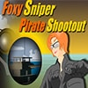 Foxy Sniper Pirate Shootout Game - Action Games