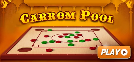Carrom Pool Game - Sports Games
