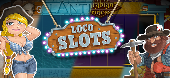 Loco Slots Game - Multiplayer Games