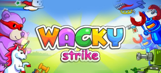 Wacky Strike Game - Rpg Games