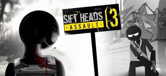 Sift Heads Assault - 3
