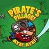 Pirates Pillage Aye Aye Game - Strategy Games