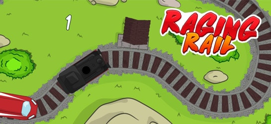 Raging Rail Game - Strategy Games