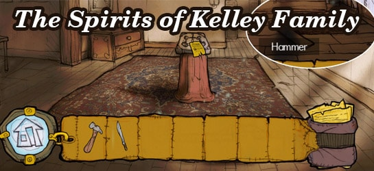The Spirits of Kelley Family