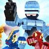 Super Pixel Heroes Game - iPhone Games