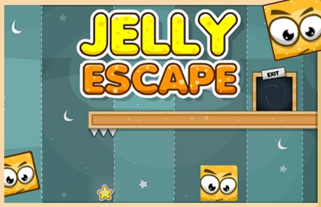 Jelly Escape Game - ZG - Puzzles  Games