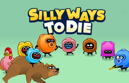 Silly Ways To Die Game - Adventure Games