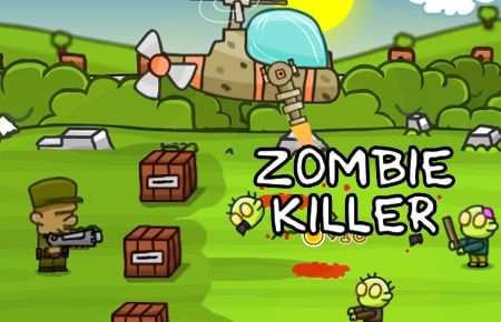 Zombie Killer 2 Game - Action Games