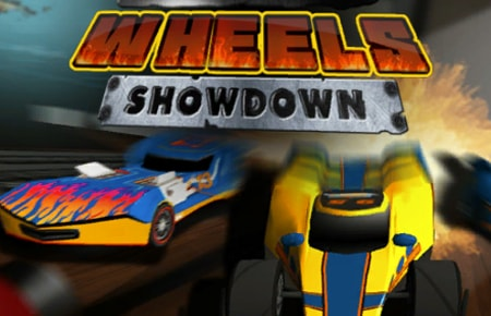 Burning Wheels Showdown Game - Racing Games