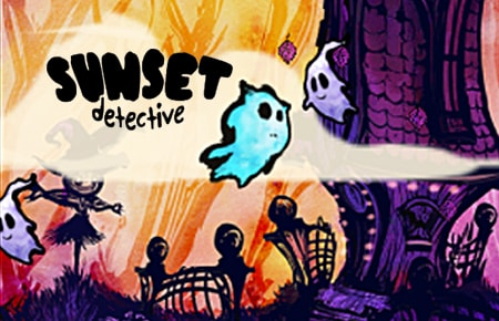 Sunset Detective Game - Arcade Games