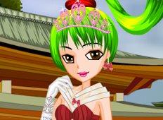 Cute Anime Princess Game - Girls Games