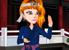 Karate Kid Game - Girls Games
