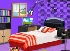 Teen Boys Room Game - Girls Games