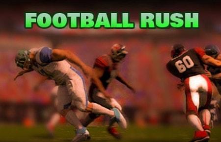 Football Rush Game - New Games