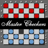 Master Checkers Game - New Games