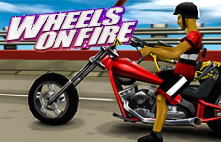 Wheels on fire Game - Racing Games