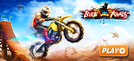 Bike Rivals Game - Bike Games
