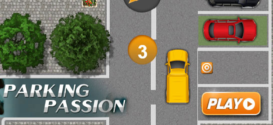Parking Passion Game - RPG Games