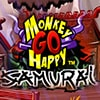Monket Go Happy Samurai Game - Puzzle Games