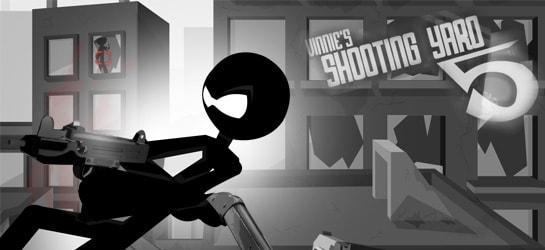 Vinnie Shooting Yard 5 Game - Shooting Games