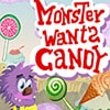 Monster Wants Candy Game - Adventure Games