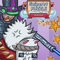 Swipe Art Puzzle Game - Puzzle Games