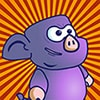 Ninja Pig Game - Adventure Games