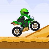 Crazy Motor Bike Game - Bike Games