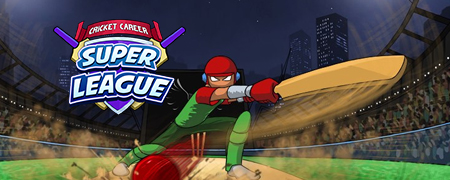 Cricket Career Super League Game - Android Games