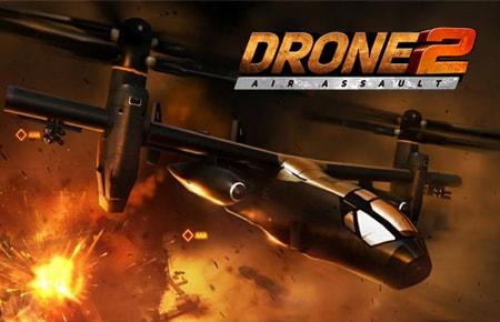 Drone 2 Air Assualt Game - iPhone Games