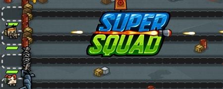 Super Squad Game - Action Games