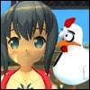Mad Chicken Runner Game - Arcade Games