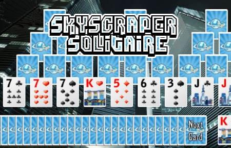 Skyscraper Solitaire Game - Arcade Games