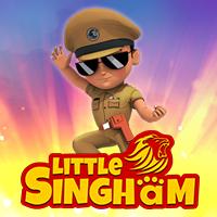Little Singham Game - Action Games