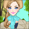 British Girl Make Up Game - Dress-up Games