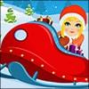 Santa Snow Rider Game - Girls Games