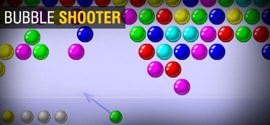 Bubble Shooter Game - Arcade Games