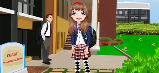 My School Dress Game - Dress-up Games