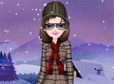 Winter Lover Game - Girls Games