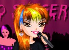 Emo Singer Game - Girls Games