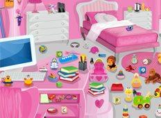 Little Princess Bedroom Game - Girls Games
