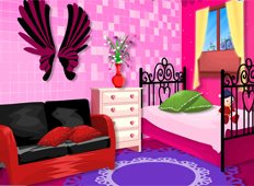 Pink Teen Bedroom Game - Girls Games