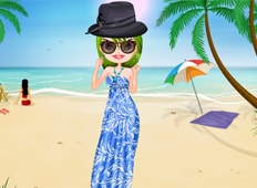 Summer Maxi Trends Game - Casual Games